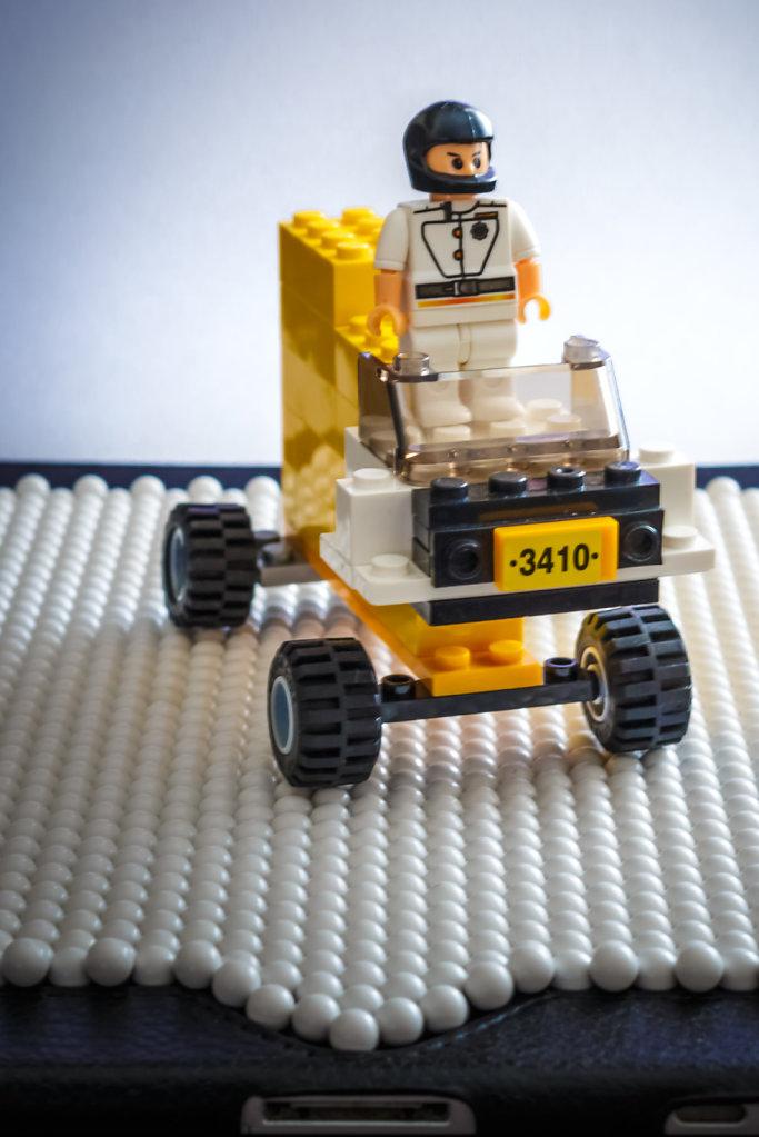 Lego Traveller